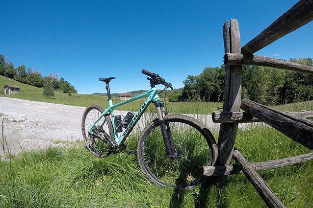 Percorso del Parco regionale di Montevecchia e della Valle del Curone (Facebook).