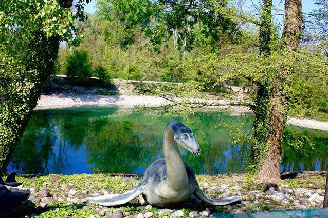 Parco dei Dinosauri di Rivolta d'Adda (Facebook).