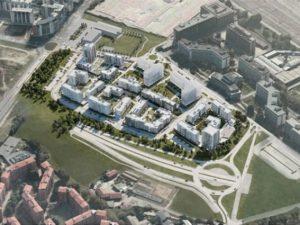 In via Merezzate a Milano nasce un nuovo quartiere: edilizia sociale, scuole e servizi
