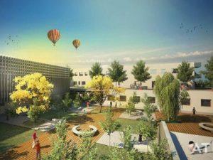 A Milano sorgerà la prima scuola interamente in legno: sarà pronta alla fine del 2018