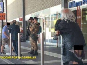 Una delle foto pubblicate da Riccardo De Corato (Facebook)