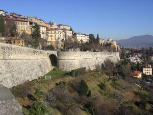 Bergamo, le Mura Venete diventano patrimonio mondiale dell'umanità