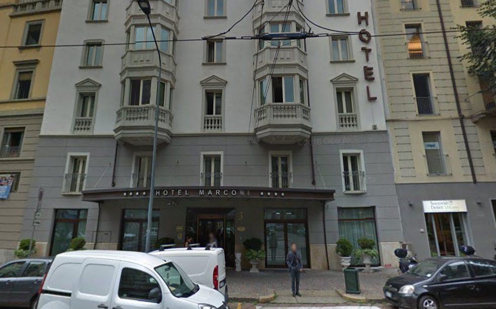 Milano fuga di gas all 39 hotel marconi evacuate 140 for Hotel marconi milano