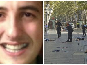 Attentato Barcellona, tra le vittime c'è anche Bruno Gulotta, 35 anni di Legnano