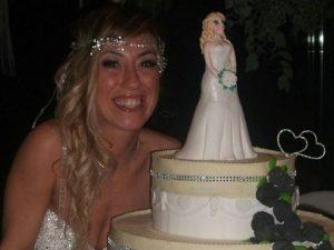 Laura, la prima sposa single d'Italia. E ora tutti la cercano