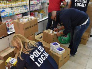 In vendita integratori pericolosi per la salute: sequestrati 183mila prodotti