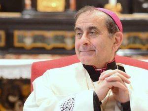 Il vescovo Delpini.