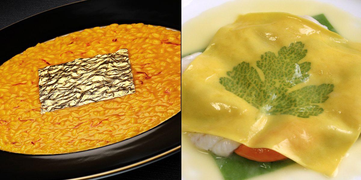 I piatti pi famosi cucinati nei ristoranti di gualtiero for Piatti famosi