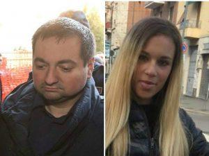 Il 39enne Alessandro Garlaschi e la sua vittima, la 19enne Jessica Valentina Faoro
