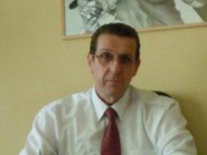 L'imprenditore Claudio Giacobazzi, trovato morto in un hotel
