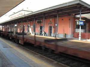 La stazione di Lodi (Immagine di repertorio da Wikipedia)