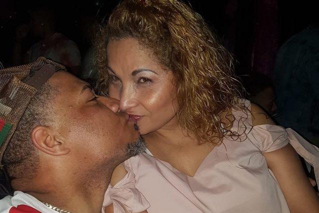 Antonio Nunez Martinez eAlexandra Mora Alvarez: l'uomo ha ucciso a coltellate la donna, sua compagna da qualche mese (Facebook)