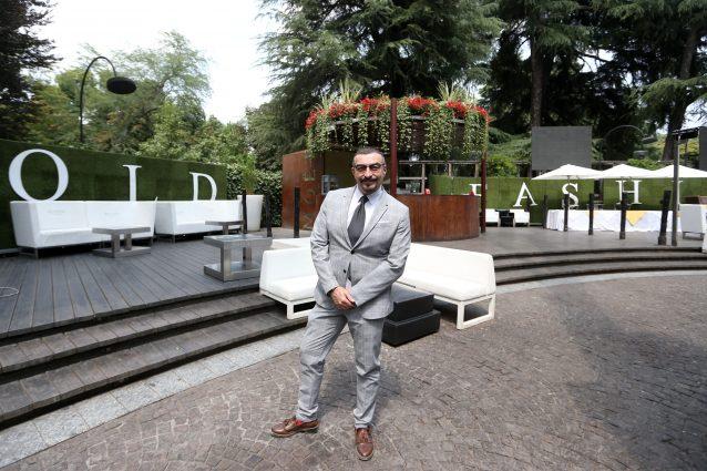 Il gestore della discoteca Old Fashion di Milano, Roberto Cominardi (LaPresse)