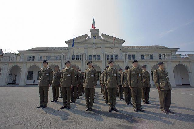 La scuola militare Teulié (dal sito)