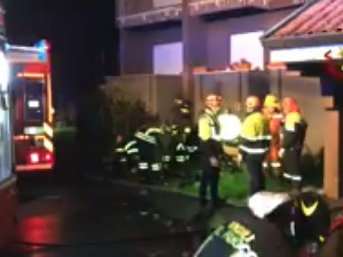 Incendio in una palazzina di Luino, 13 intossicati: sul ...