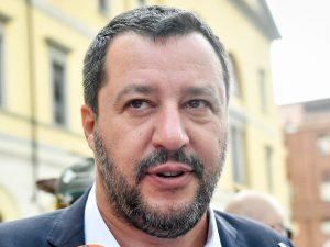 """Salvini: """"Inchiesta su ospedale di Alzano Lombardo? Non è mo"""