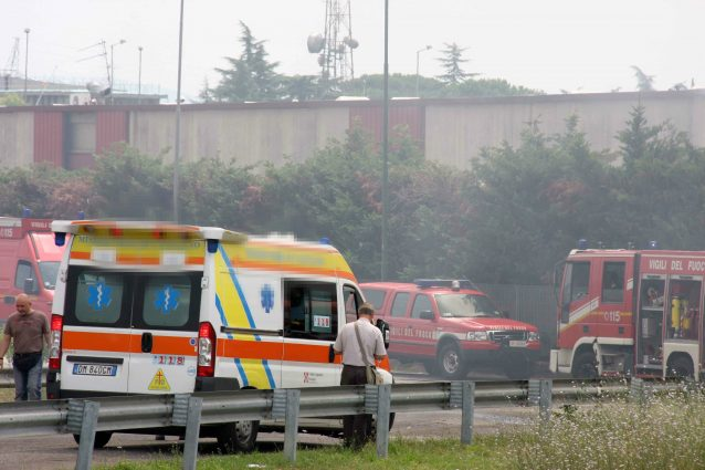 Saronno, incidente in viale Lombardia tra due auto: tre feri
