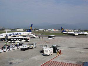Dramma all'aeroporto di Orio al Serio: uomo trovato morto ne