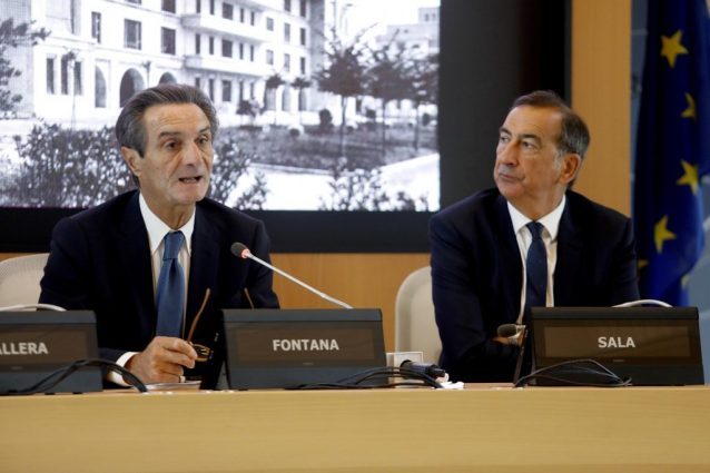 "I sindaci lombardi scrivono a Fontana: ""Tamponi, Rsa e masch"