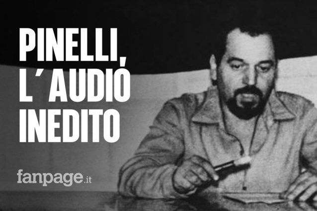 """La morte di Pinelli? L'ha voluta lui"". L'audio inedito di u"