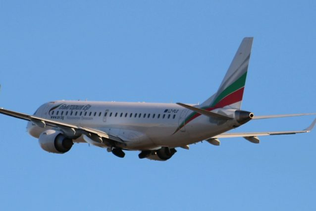 Coronavirus, la Bulgaria Air sospende tutti i voli da e per