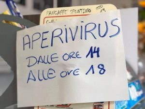 Coronavirus e limitazioni, a Milano spunta il bar che propon