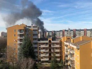 Donna e anziana madre morte nell'incendio a Cernusco sul Nav