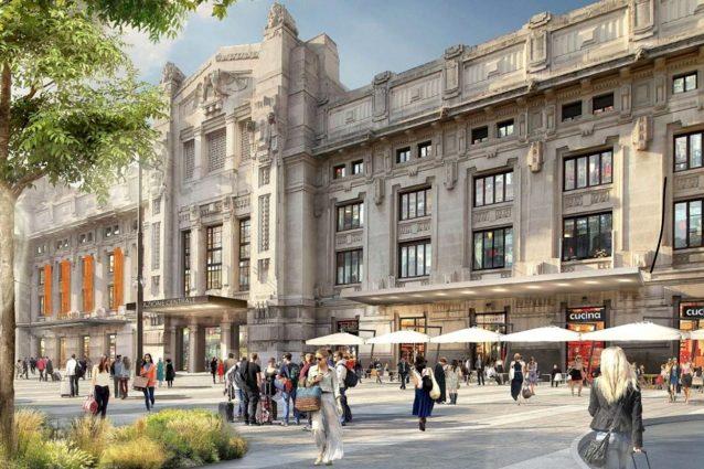 Milano, il Mercato Centrale cerca un addetto eventi con espe