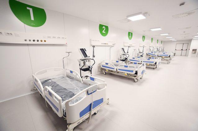 Milano, l'ospedale in Fiera finora è un grande flop: solo se