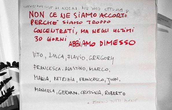 Da Vito a Roberto, la lista dei pazienti Covid dimessi nell'