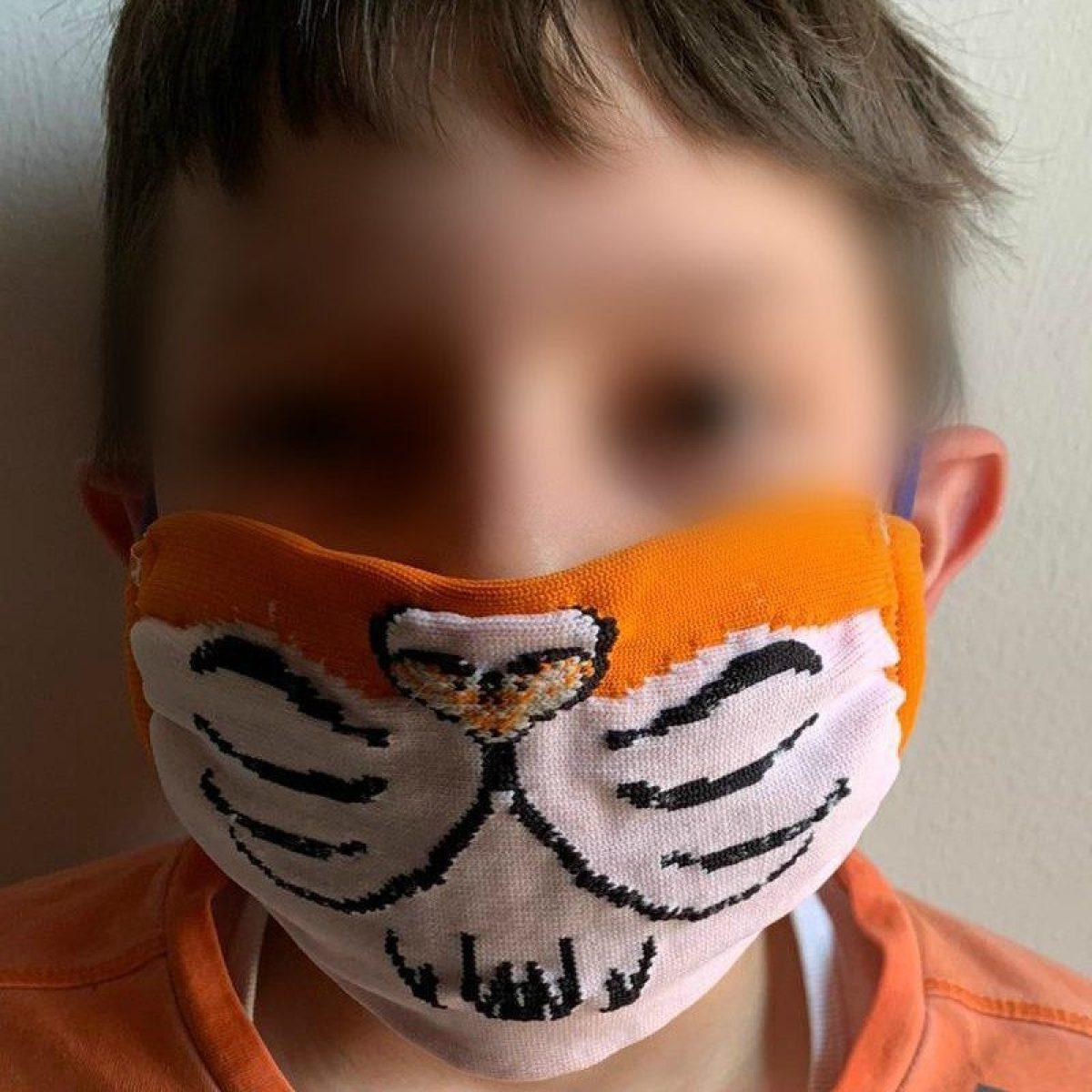 Il 118 della Lombardia regala duemila mascherine per bambini ...