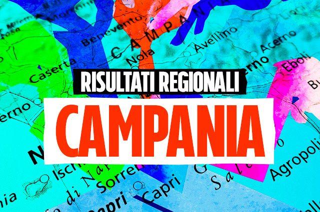 Elezioni Regionali Campania: risultati definitivi, elenco degli eletti ...
