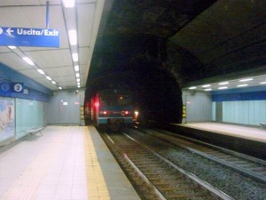 Lavori sulla linea 2 della metro di Napoli: chiude la fermata Cavalleggeri Aosta