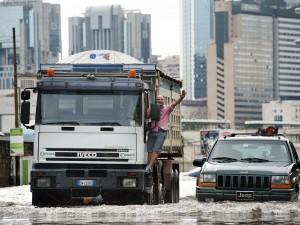 Allerta meteo Campania mercoledì 7 settembre: pioggia e rischio allagamenti