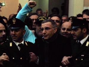 L'arresto del boss Michele Zagaria