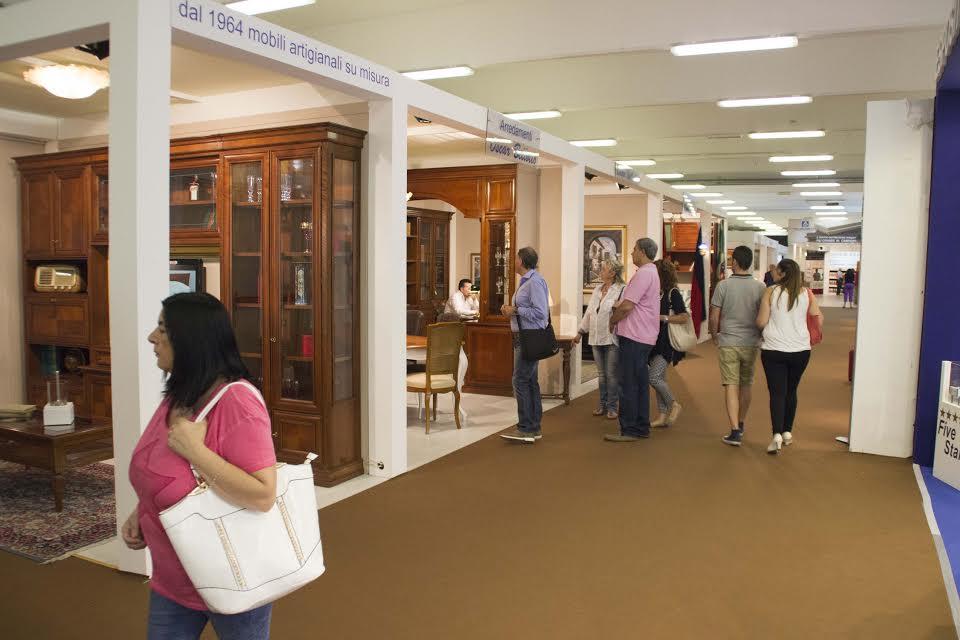 La fiera della casa 2015 alla mostra d 39 oltremare dal 19 al for Mostra della casa moderna udine
