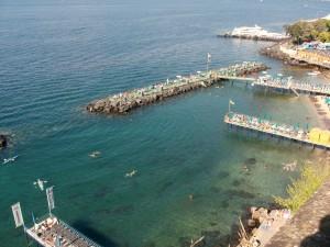 """Stop ai bagni a Sorrento, l'ira degli operatori: """"I lidi sono rimasti deserti"""""""