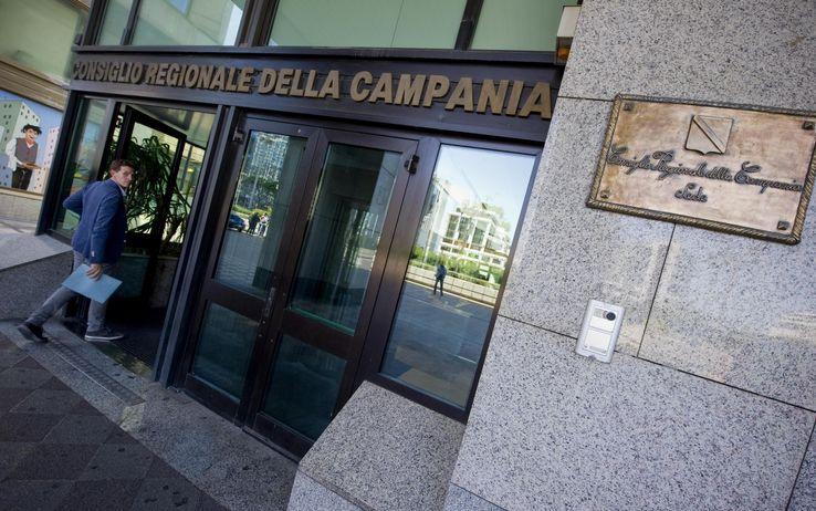 Risultati immagini per Consiglio Regionale della Campania