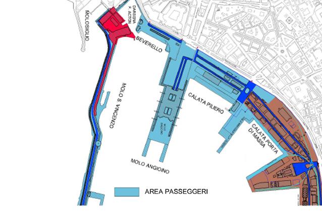 Molo beverello contatti parcheggio e mappa del porto - Porta di massa napoli ...