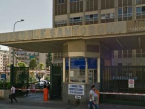 L'Ospedale Santobono di Napoli