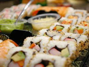 I migliori ristoranti giapponesi e sushi bar di Napoli