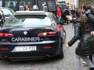 Pompei, arrestate tre borseggiatrici seriali in azione durante la Festa del Rosario