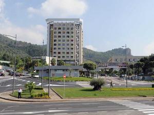 """L'ospedale """"San Giovanni di Dio Ruggi d'Aragona"""" di Salerno"""