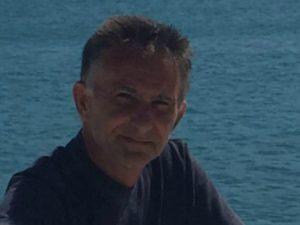 Il presidente dell'Eav, Umberto De Gregorio