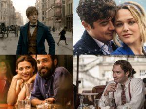 Alcuni dei film in programmazione a novembre 2016 al cinema.