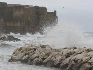 Allerta meteo in Campania, forti raffiche di vento previste per venerdì 10 marzo