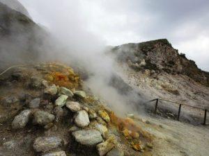 Campi Flegrei, al via il monitoraggio in tempo reale dei gas vulcanici