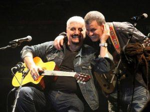 Napoli ricorda Pino Daniele con un concerto in suo onore a due anni dalla scomparsa