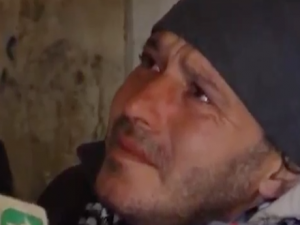 """Rabbia ai funerali di Angelo Lanzaro, la sorella: """"Nessun aiuto dal Comune di Avellino"""""""