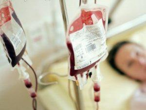 Il freddo blocca l'arrivo di sangue all'ospedale di Avellino: l'appello ai donatori